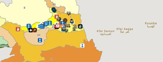 Touristic Map logo